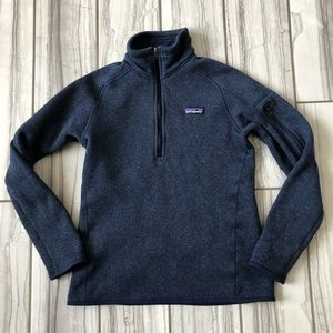 Patagonia Better Sweater pullover. EUC like new